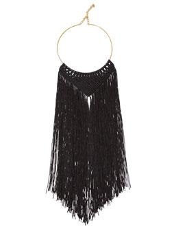 collar babero de Zara