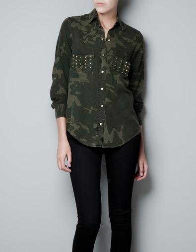 Camisa de Zara