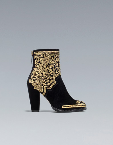 Botas de Zara