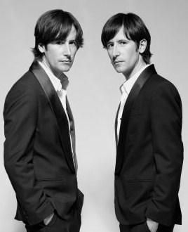 Hermanos Iñaki y Aitor Muñoz