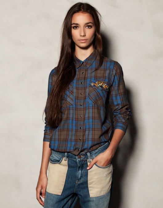 Camisa de Pull&Bear