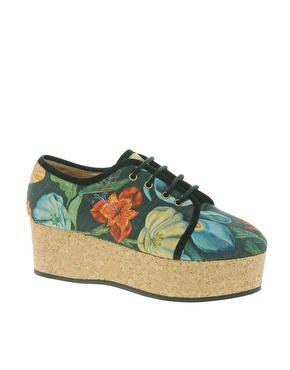 calzado floral de Minimarket